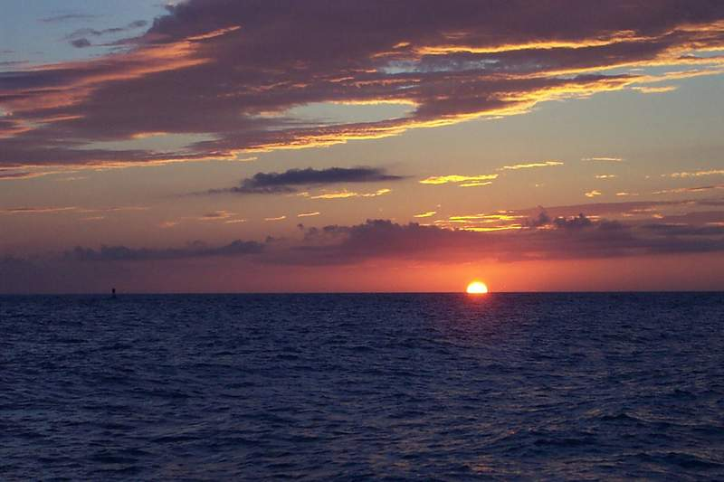 Key West Sunset 0792